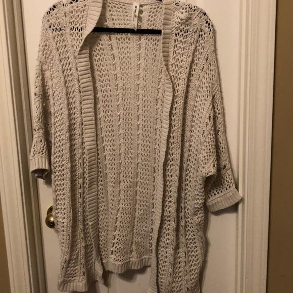 Bethany Mota Sweaters - Cream sweater 923880527